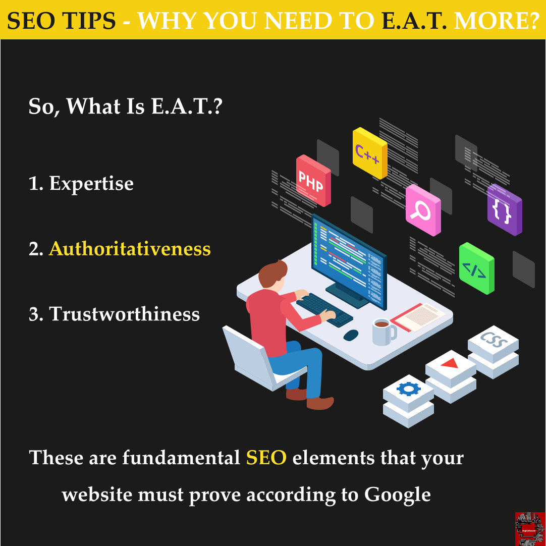 SEO Tips - What is E.A.T.