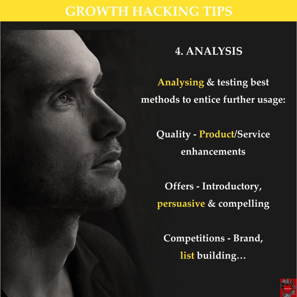 G H Tips 4 - Analysis