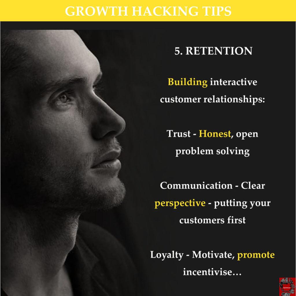 G H Tips 5 - Retention