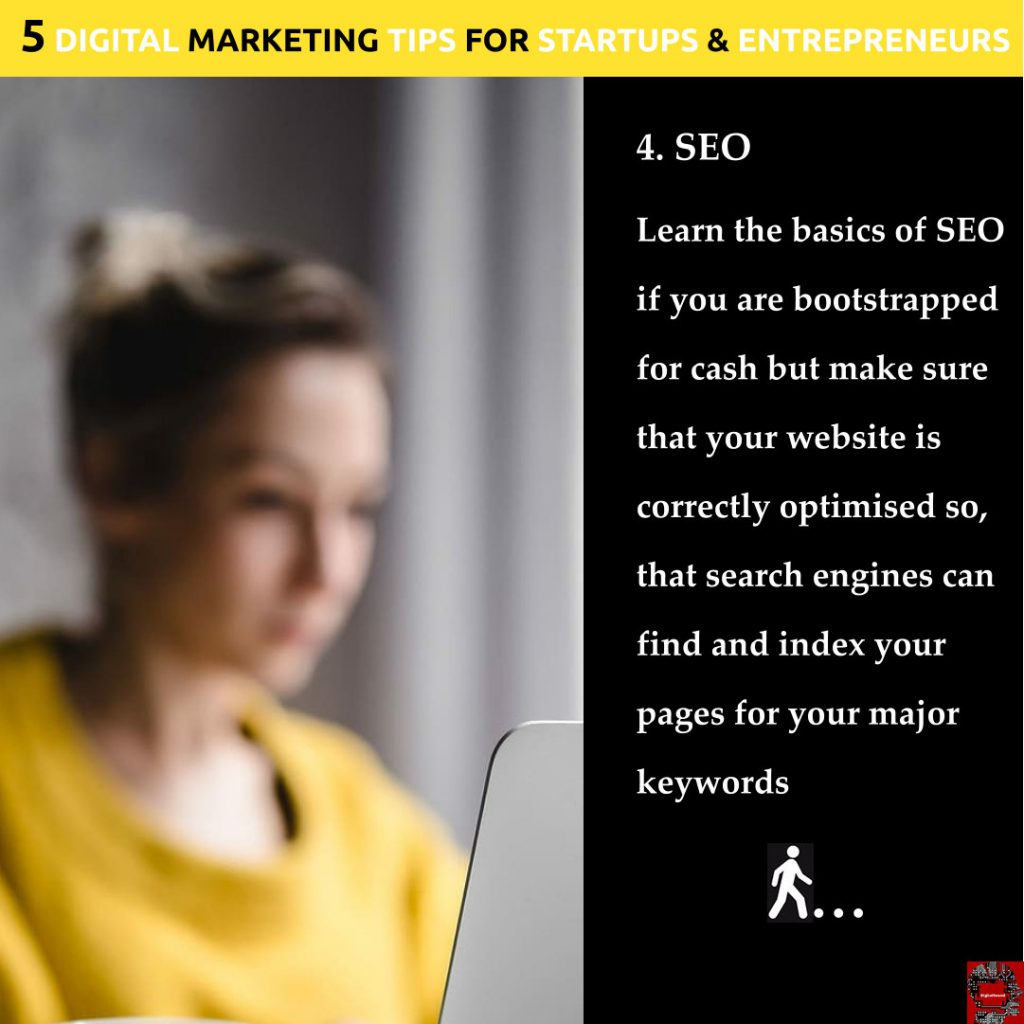 digital marketing tips for SEO