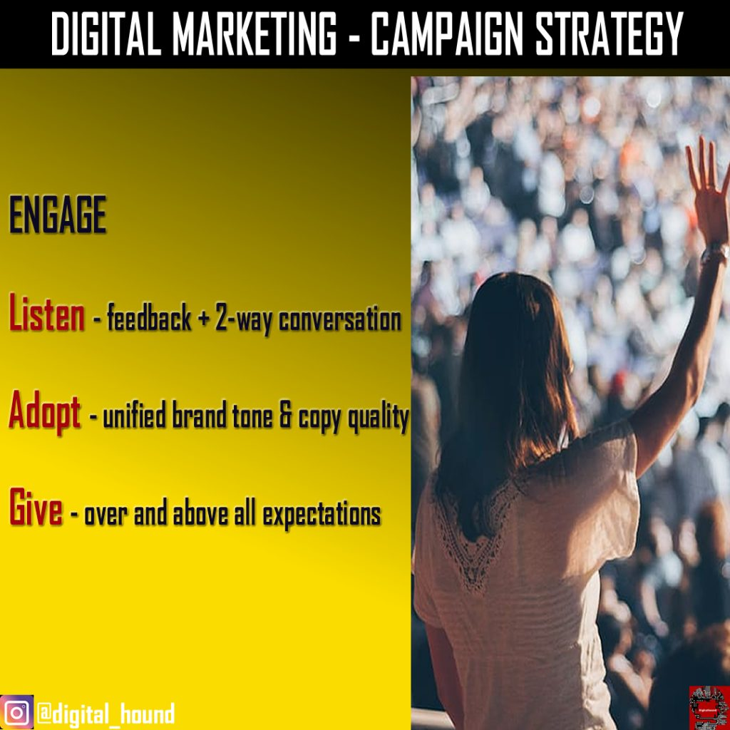 Campaign Strategy Engagement