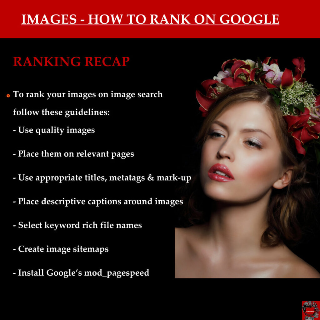 image seo - how to rank  on image search