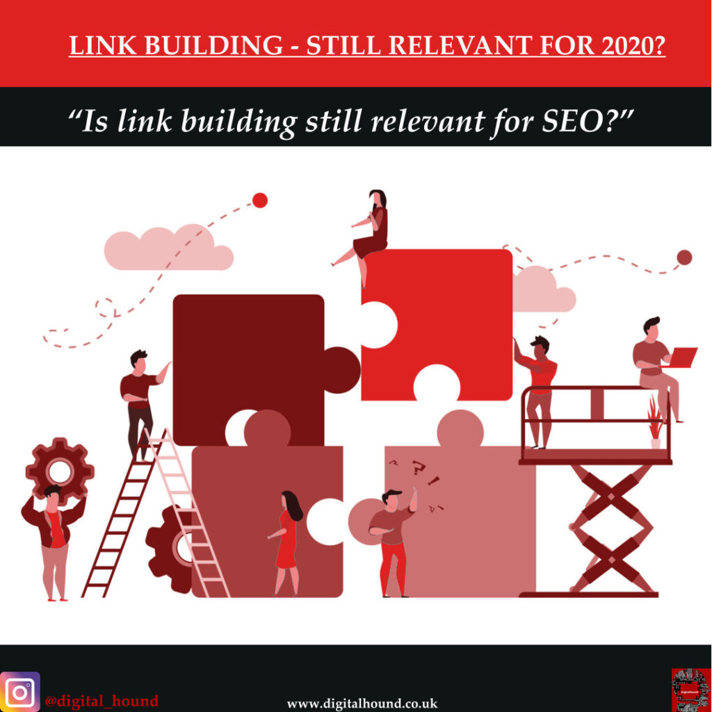 link building still relevant for 2020