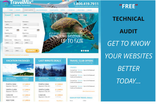 """fREE"" TECHNICAL AUDIT GET TO KNOW YOUR WEBSITEs   bETTER tODAY…"